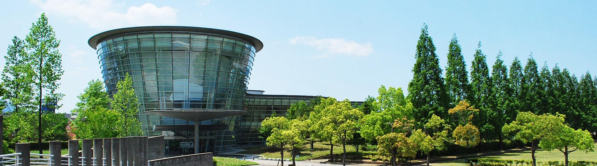 福井市美術館TOPページ